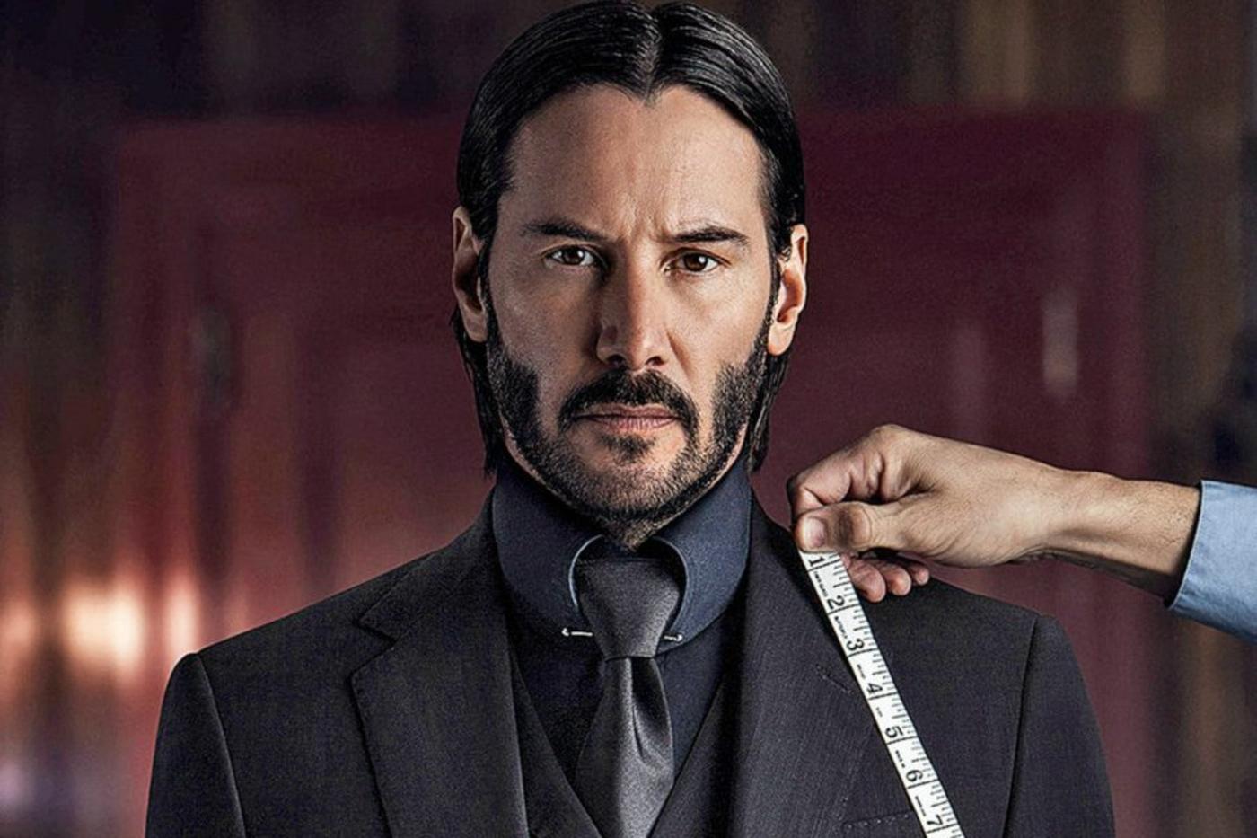 Keanu Reeves le riserve john wick matrix