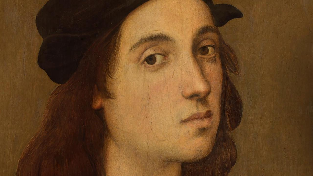 Raffaello Pittore dipinti