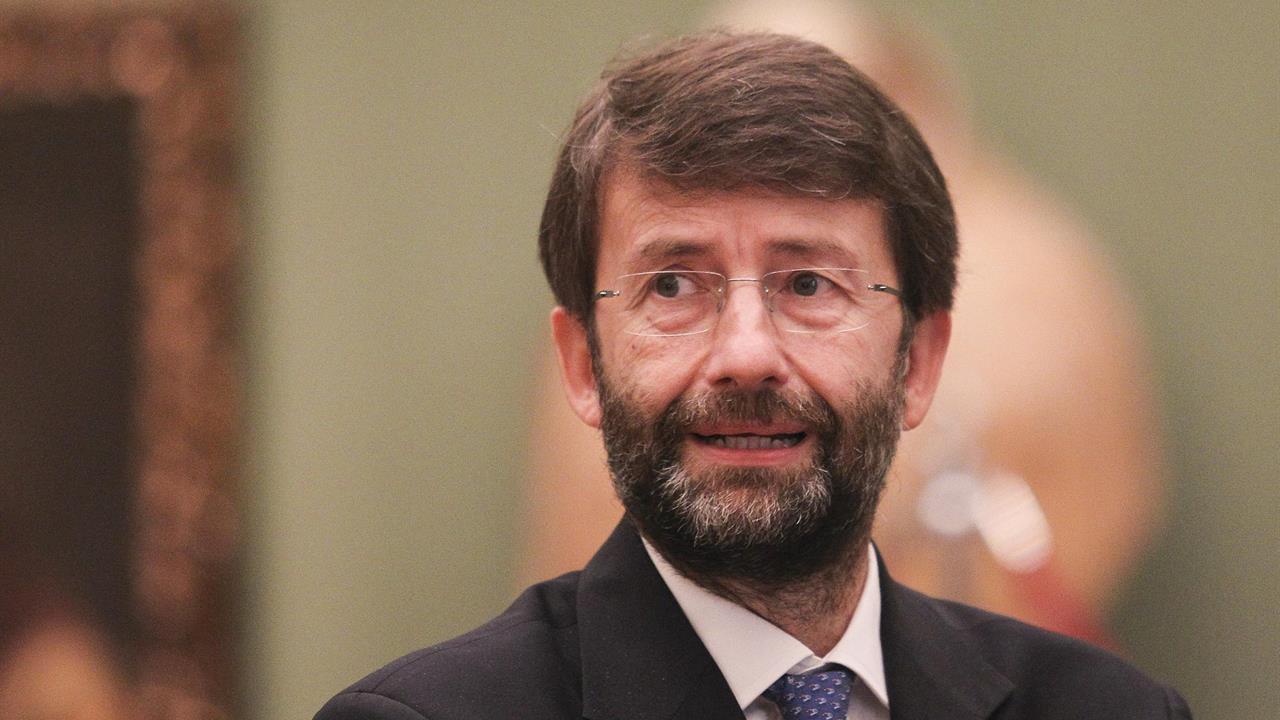 Franceschini Ministro Cultura