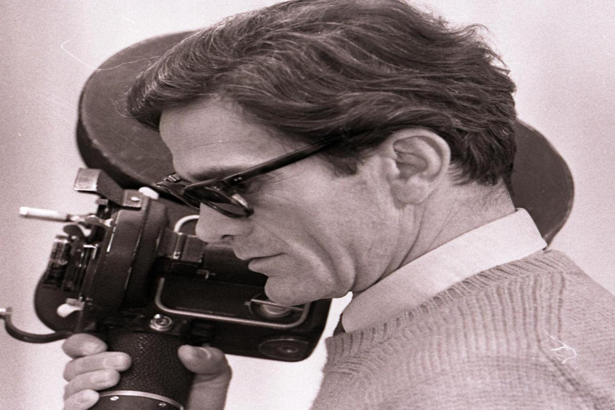 PierPaolo Pasolini attore e regista