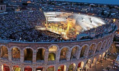 Verona for alla arena