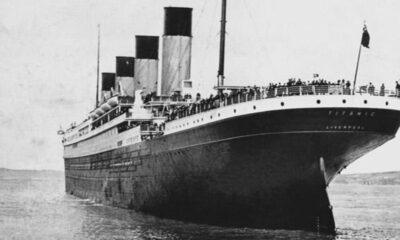 Titanic DiCaprio