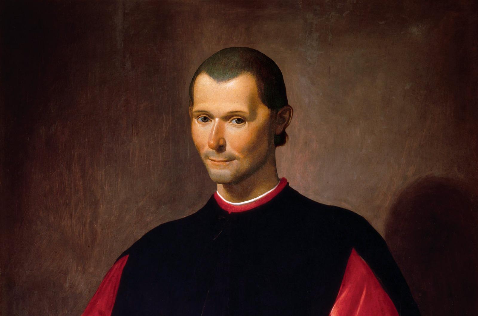 Niccolò Machiavelli etica nel principe