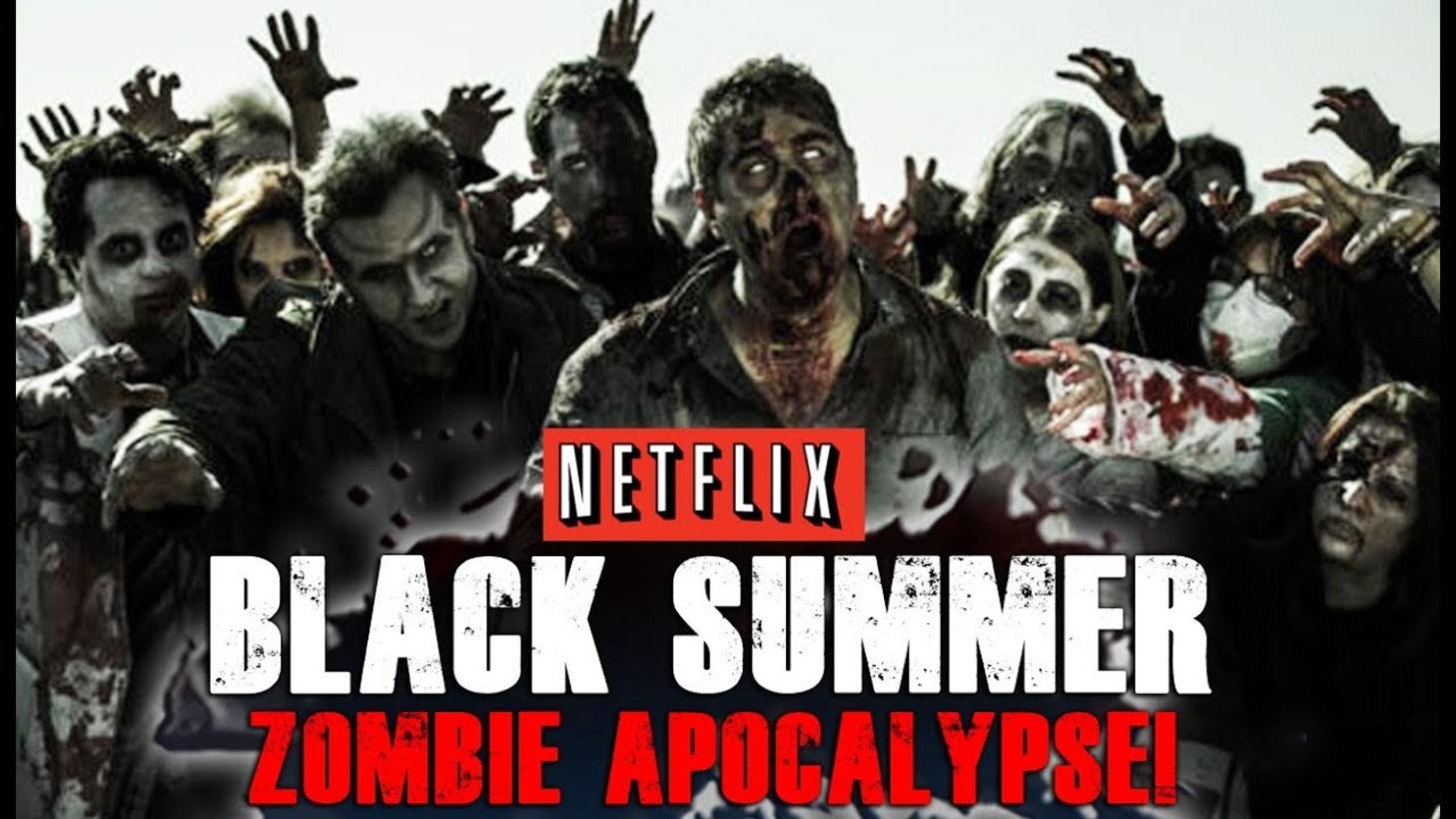 black summer netflix spin off z nation