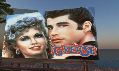 Grease fil John Travolta Hoolywood