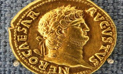 Nerone imperatore dell'impero romano