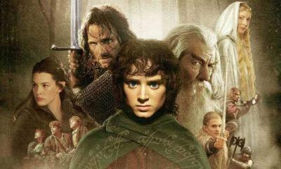 Il signore degli anelli trilogia di Tolkien