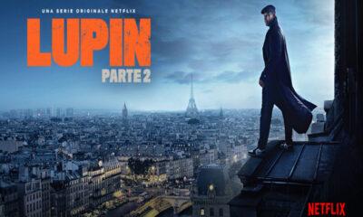 Lupin ladri francia su Netflix