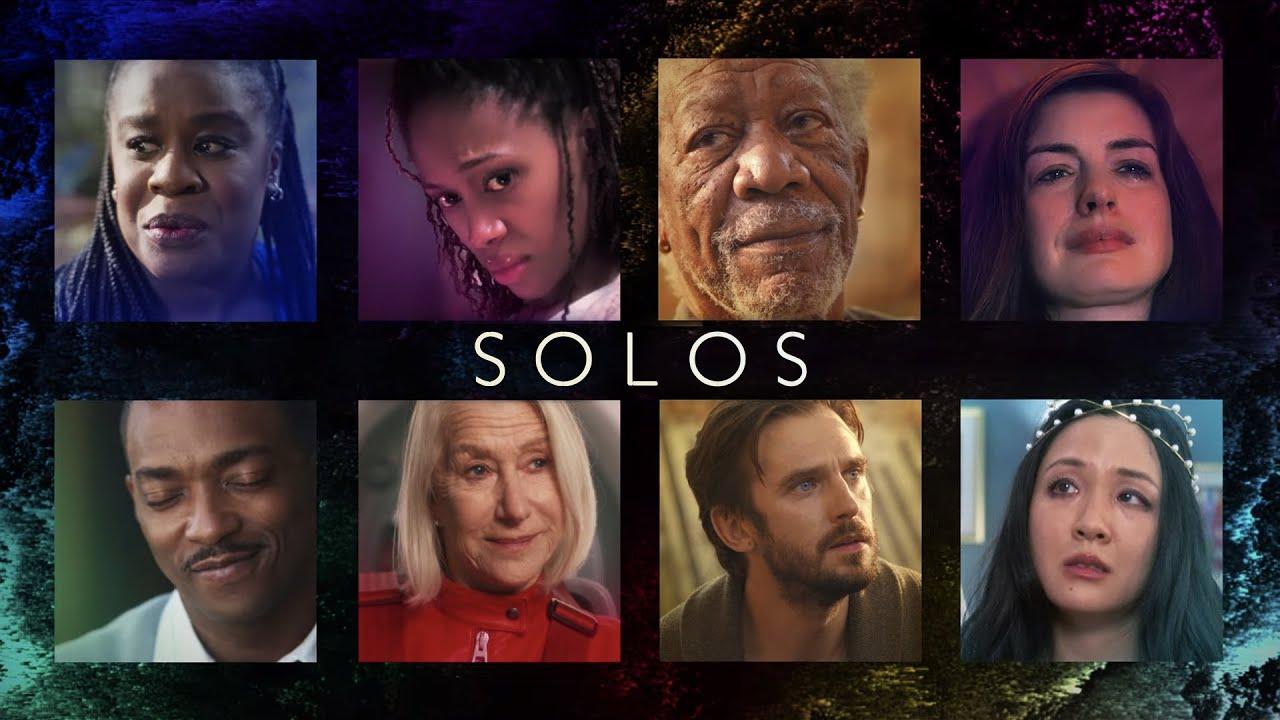 Solos Morgan Freeman su Amazon Prime Video