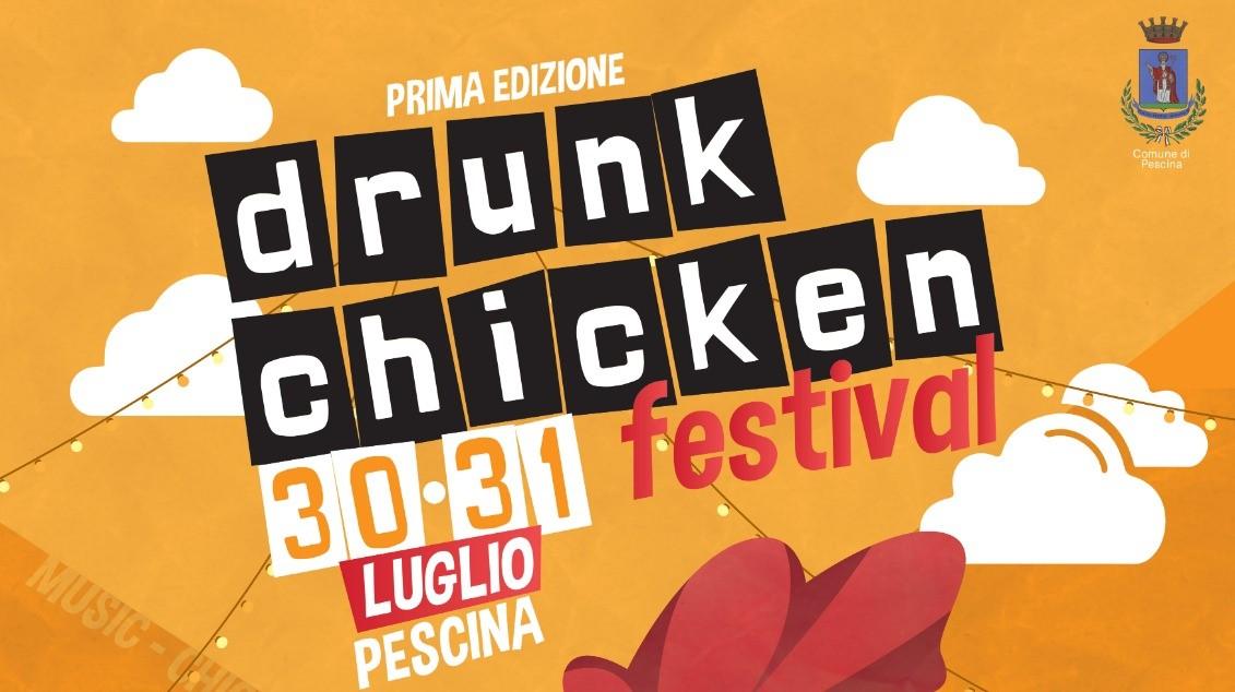 drunk chicken festival pescina silone