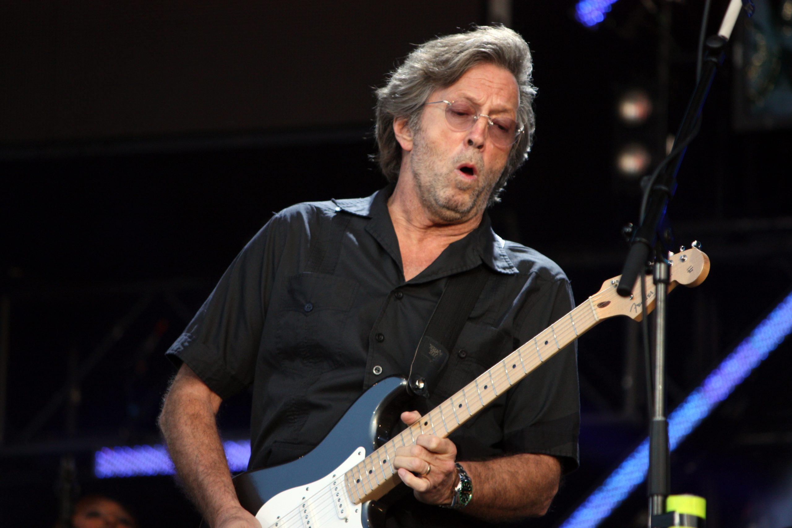 Clapton eric clapton green pass