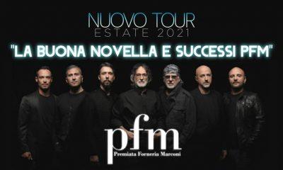 PFM fabrizio de andrè