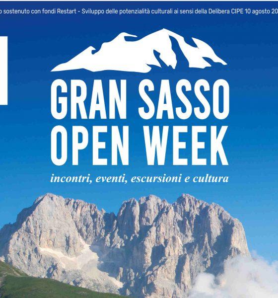 Gran Sasso gran sasso open week