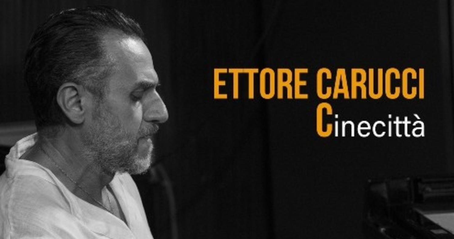 Ettore Carucci carucci cinecittà jazz colonne sonore