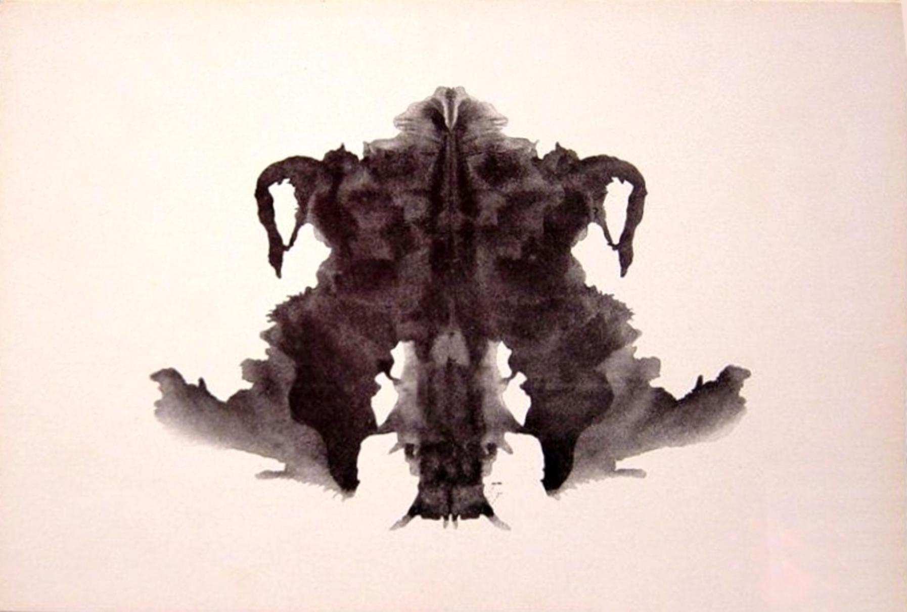 Rorschach psicologia test