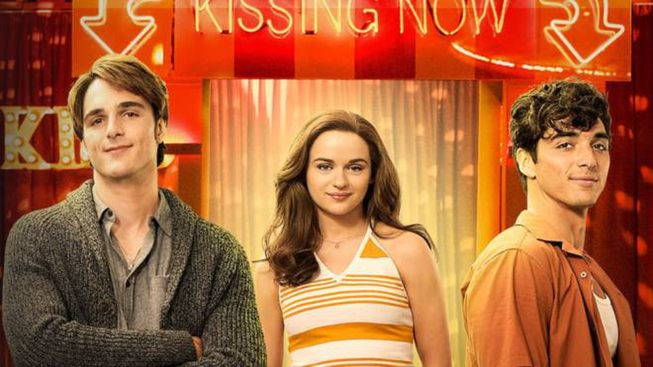 The kissing booth netflix trilogia