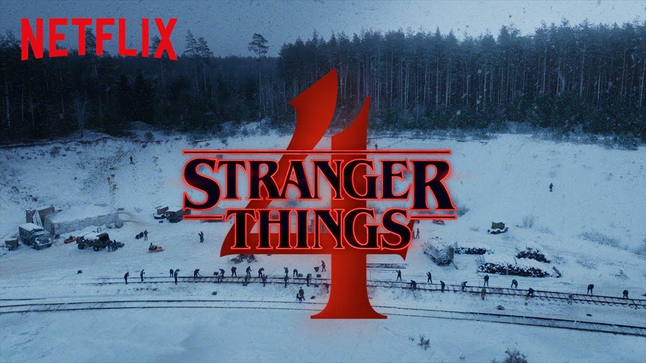 Stranger Things stranger things 4 stranger things netflix