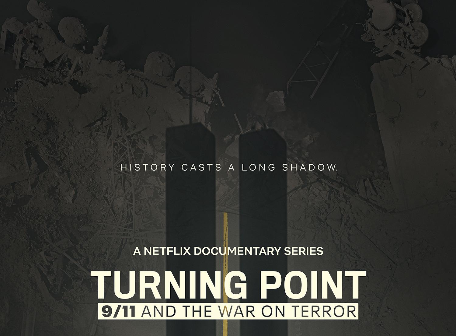 Turning Point 11 settembre netflix